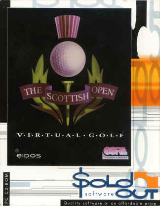 The Scottish Open Virtual Golf
