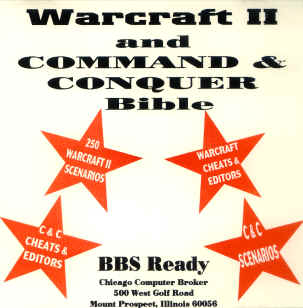 Warcraft and Command and Conquer Bible