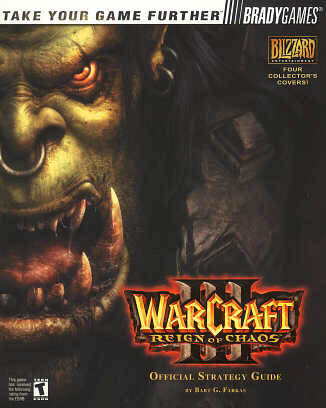 Warcraft 3 Official Strategy Guide