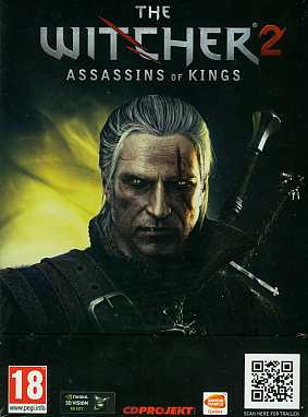 The Witcher 2 Assassins of Kings Premium Edition