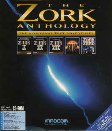 The Zork Anthology